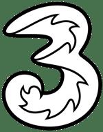 Hutchison 3 Logo