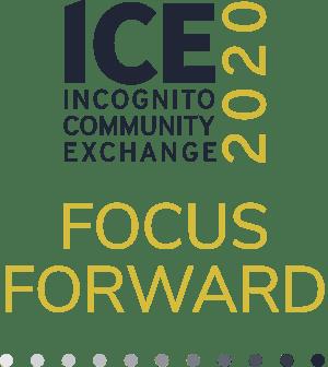 Incognito Community Exchange 2020 logo
