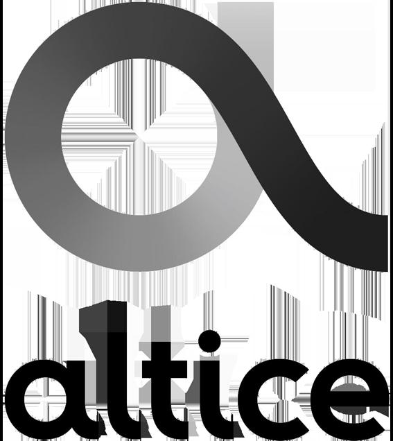 Altice ロゴ