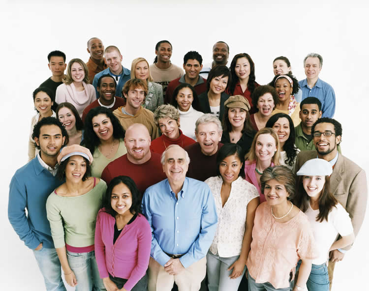 group-of-people-looking-at-the camera-incognito-software
