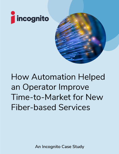 Incognito fiber automation case study
