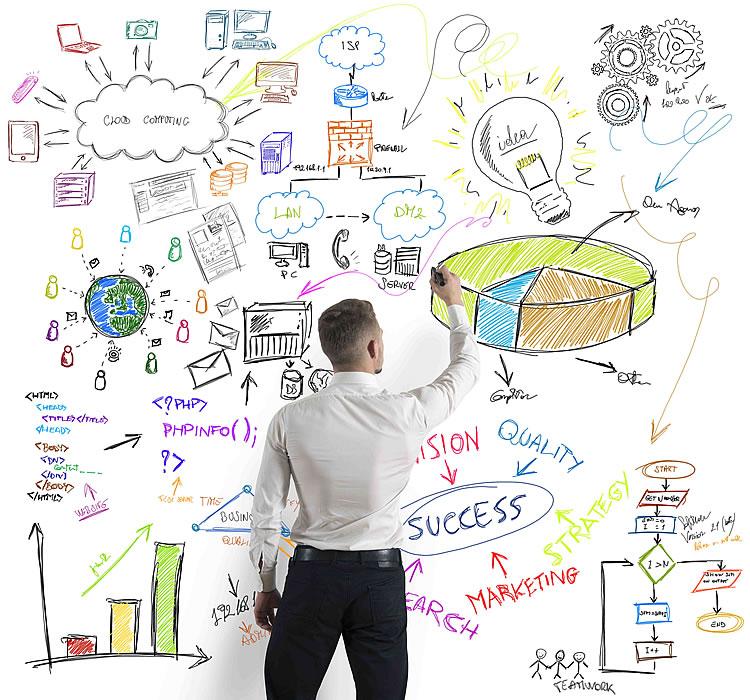 man-writing-diagrams-and-charts-incognito-software