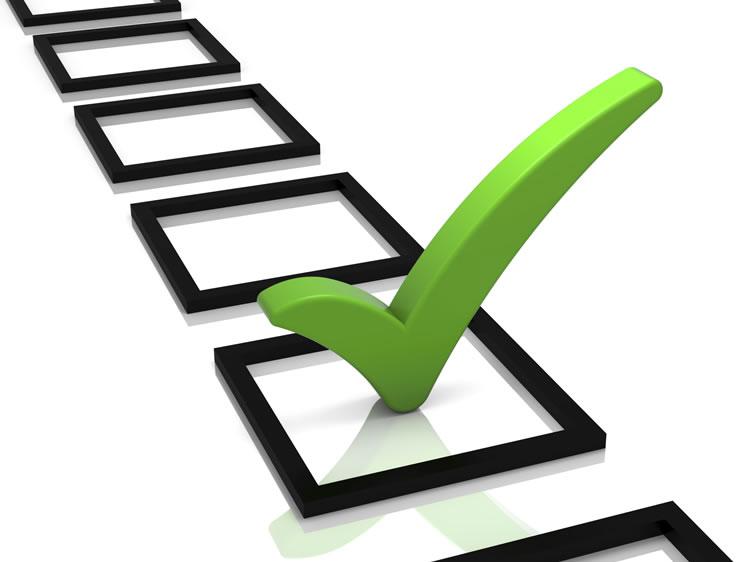 incognito-software-checklist