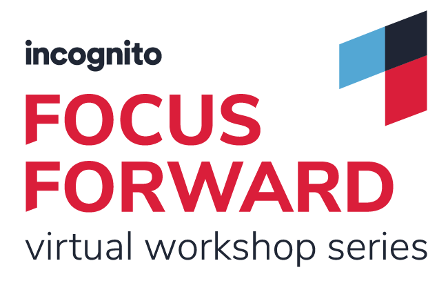 Incognito Focus Forward Logo
