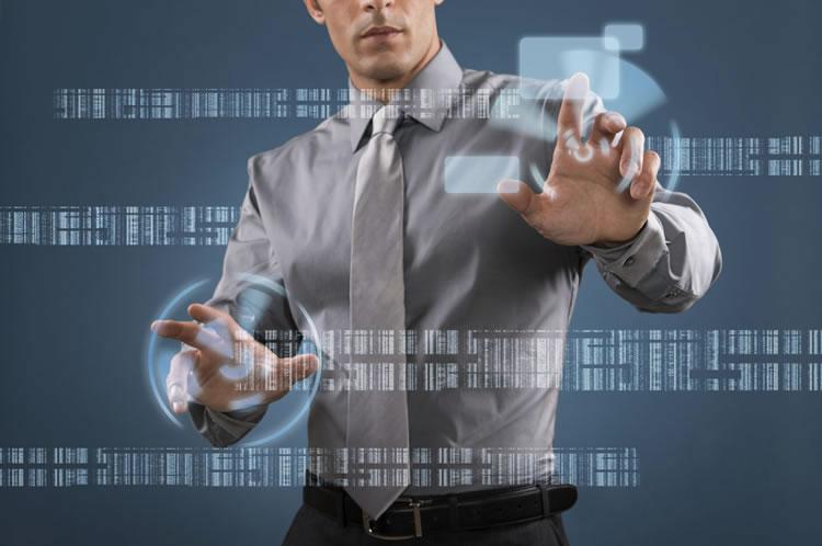 man-clicking-holograms-incognito-software
