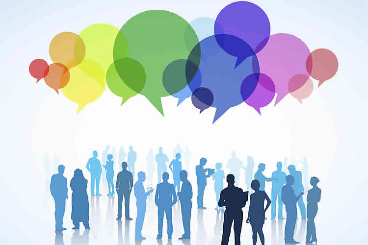 people-gathered-with-conversation-globes-above-incognito-software