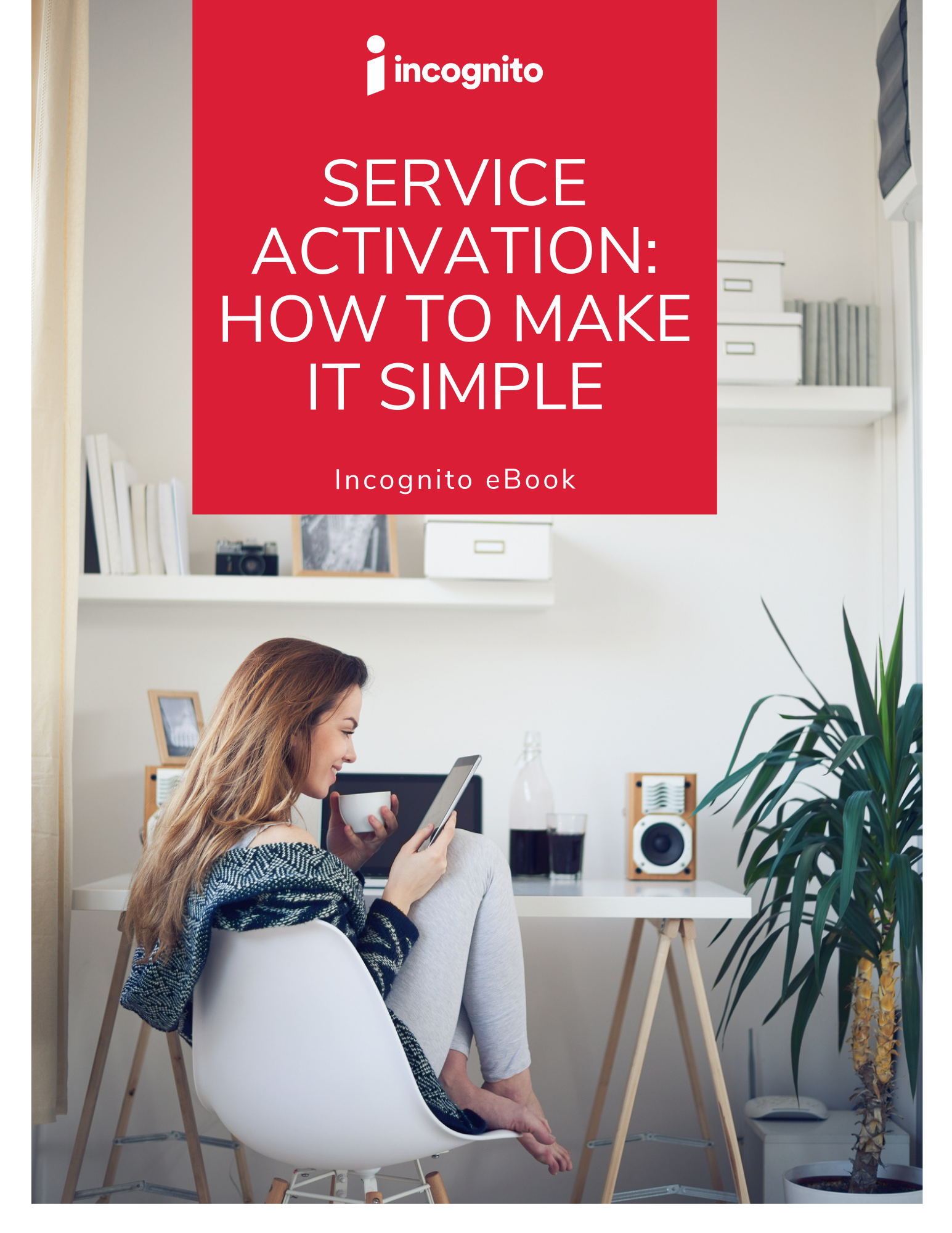 Service Activation eBook cover