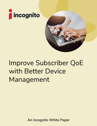 Incognito better device management white paper